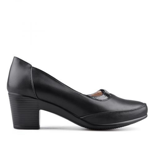 дамски ежедневни обувки черни 0133690
