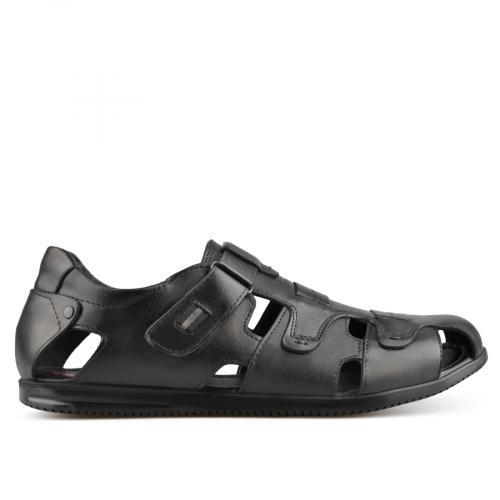 мъжки сандали черни 0141221