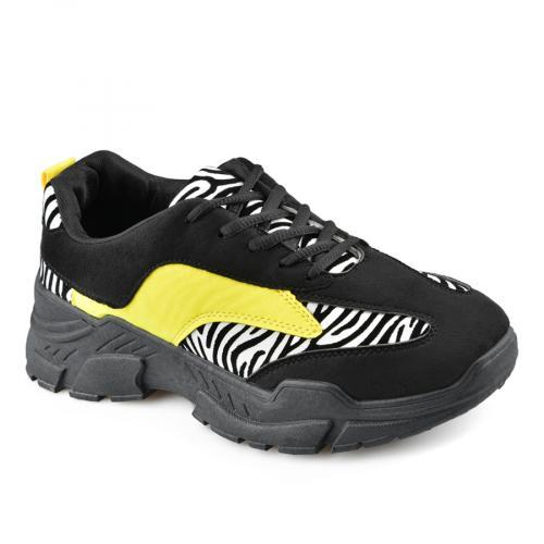 дамски ежедневни обувки черни 0141547
