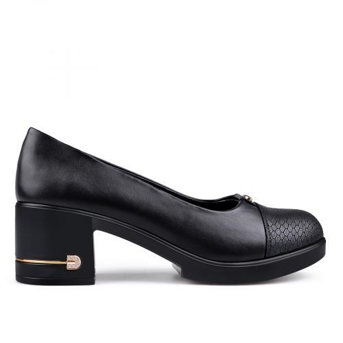 дамски ежедневни обувки черни 0133495
