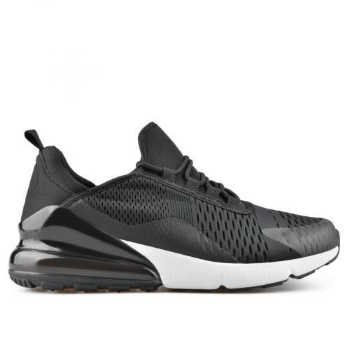 мъжки ежедневни обувки черни 0136930 0136930