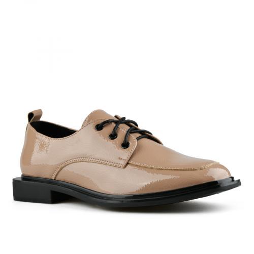дамски ежедневни обувки кафяви 0144956
