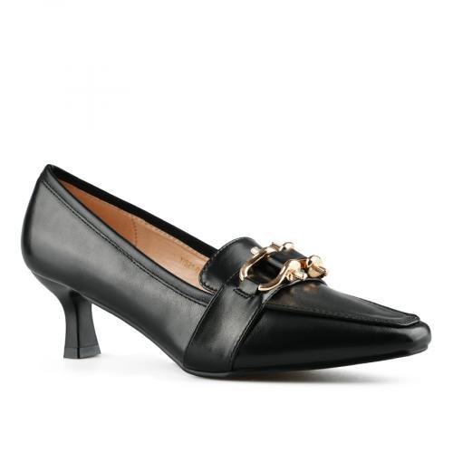 дамски елегантни обувки черни 0143124