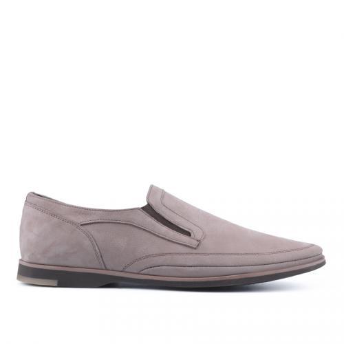 Мъжки елегантни обувки бежови 0127446