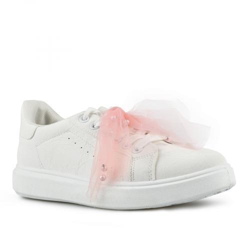 дамски ежедневни обувки бели 0142703