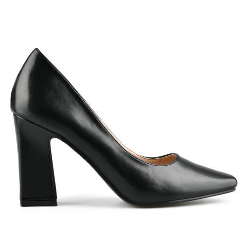 дамски елегантни обувки черни 0143102
