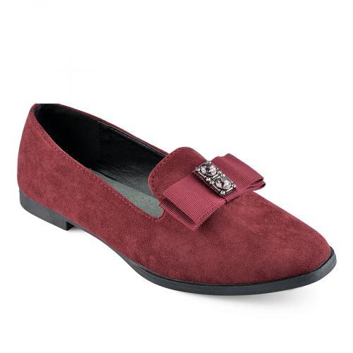 дамски ежедневни обувки червени 0139611 0139611