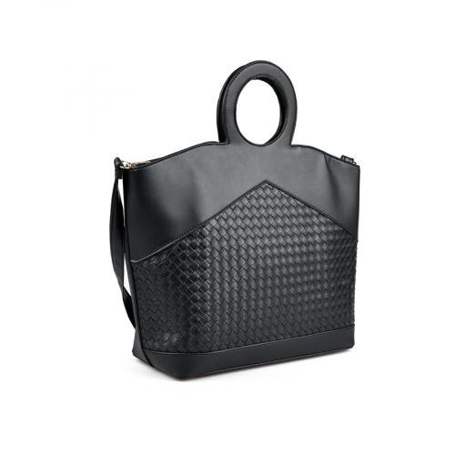 дамска ежедневна чанта черна 0136122