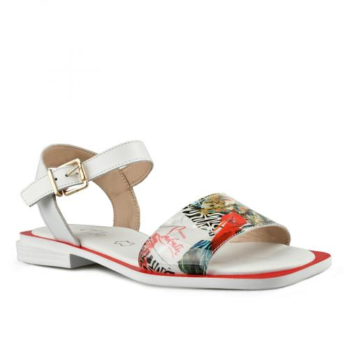 дамски ежедневни сандали цветни 0144390