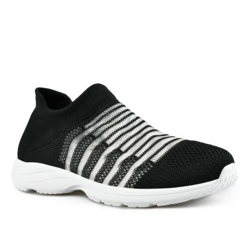 дамски ежедневни обувки черни 0143508