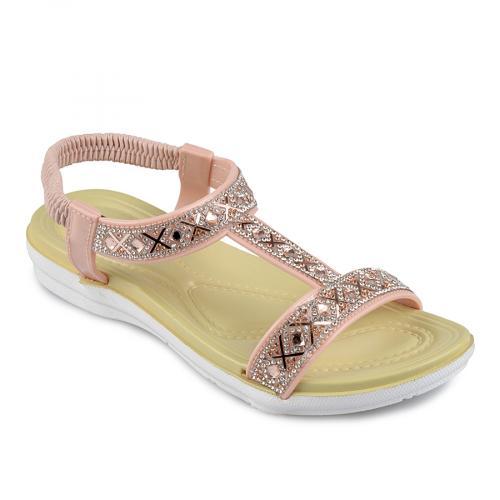 дамски ежедневни сандали розови 0138349 0138349