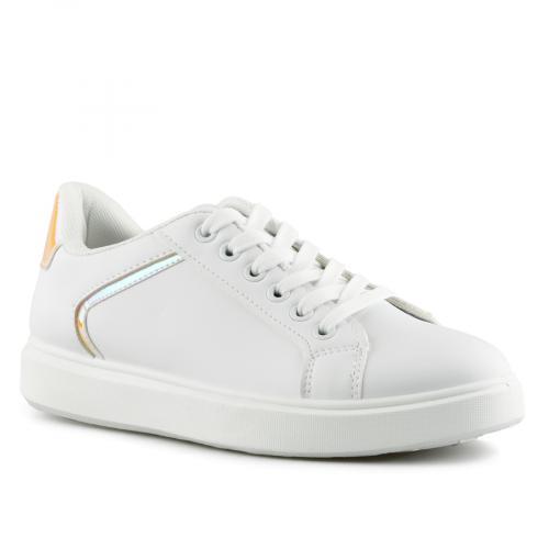 дамски ежедневни обувки бели 0140302