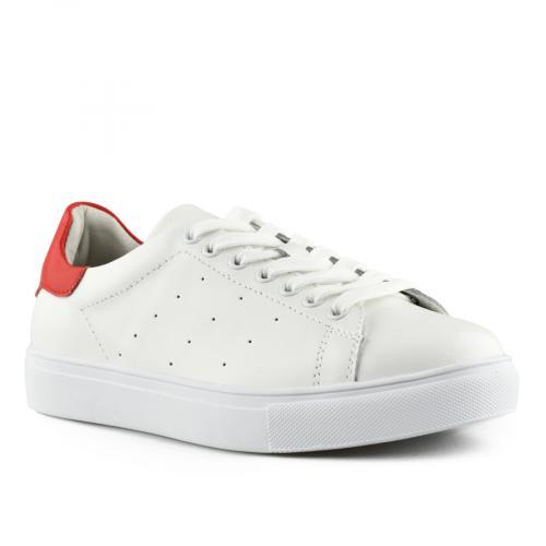 дамски ежедневни обувки бели 0139813