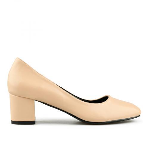 дамски елегантни обувки бежови 0145025