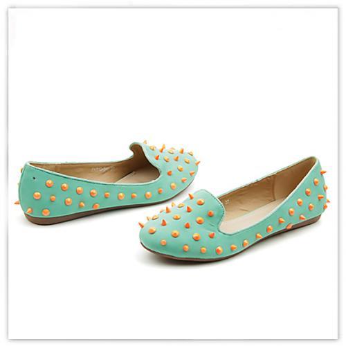 дамски обувки зелени 0117064