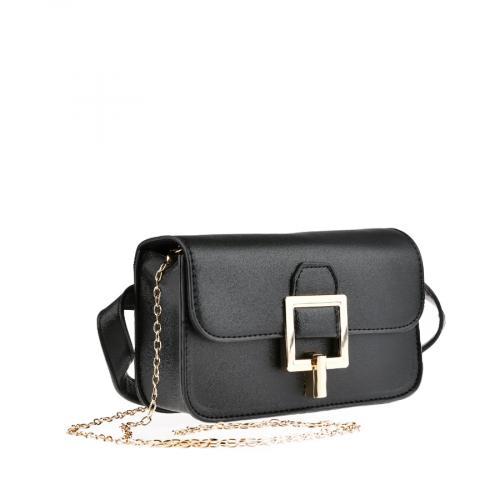 дамска ежедневна чанта черна 0141832