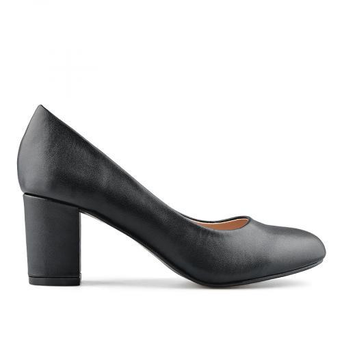 дамски елегантни обувки черни 0139144