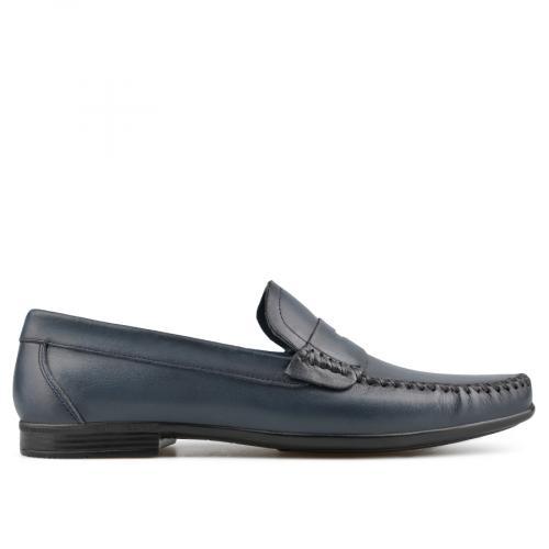 мъжки ежедневни обувки сини 0138265