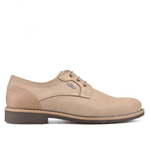 мъжки ежедневни обувки бежови 0138402