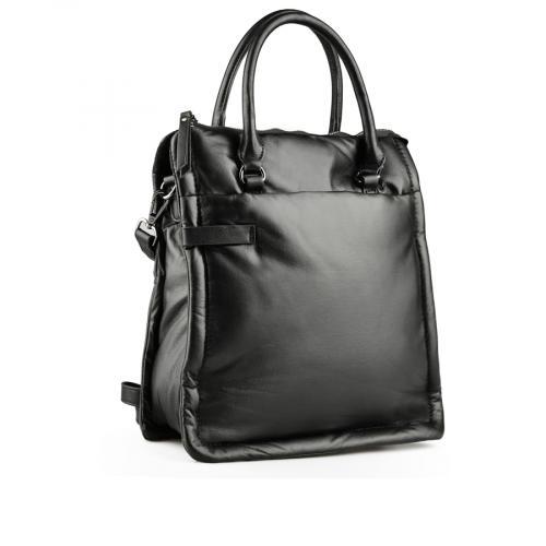дамска ежедневна чанта черна 0145236