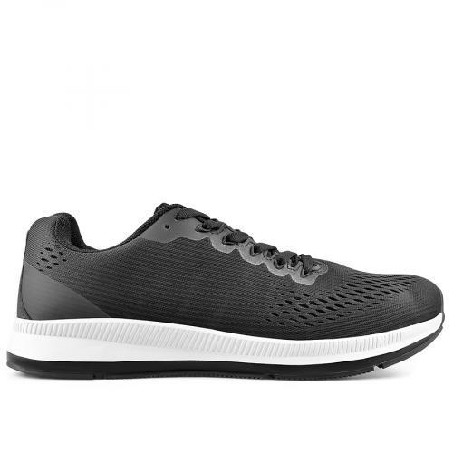 мъжки ежедневни обувки черни 0136938 0136938
