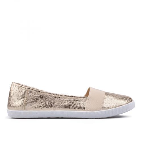 дамски ежедневни обувки златисти 0131279