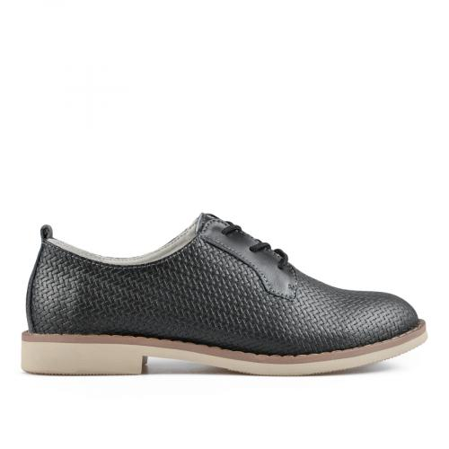 дамски ежедневни обувки черни 0137250