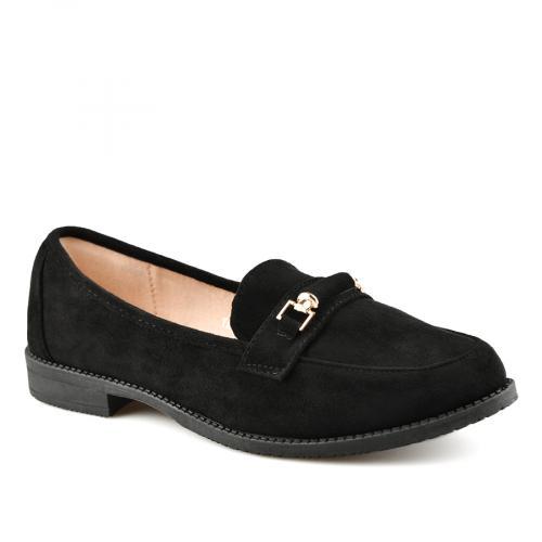 дамски ежедневни обувки черни 0140358