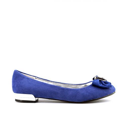 дамски ежедневни обувки сини 0122397