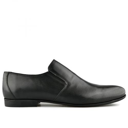 мъжки елегантни обувки черни 0141145