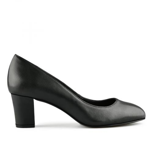 дамски елегантни обувки черни 0141062