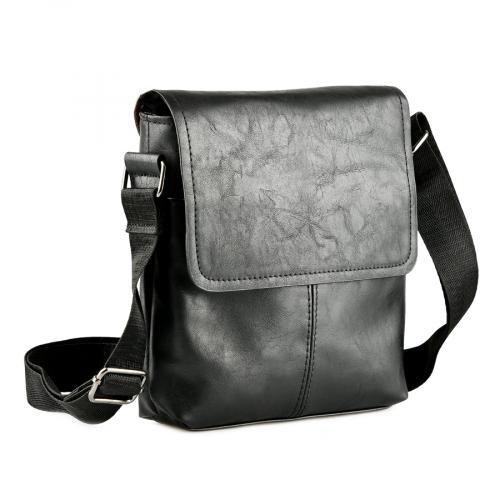 мъжка ежедневна чанта черна 0143889