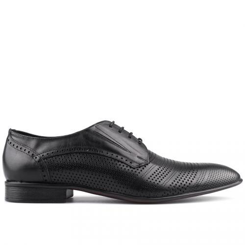 мъжки елегантни обувки черни 0124831
