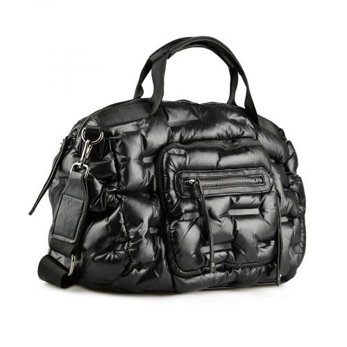 дамска ежедневна чанта черна 0145515