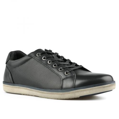 мъжки ежедневни обувки черни 0143454