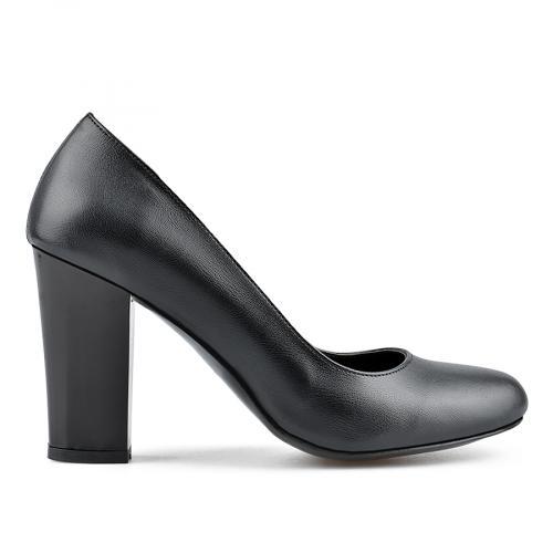 дамски елегантни обувки черни 0138342