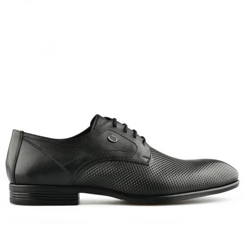 мъжки елегантни обувки черни 0141198