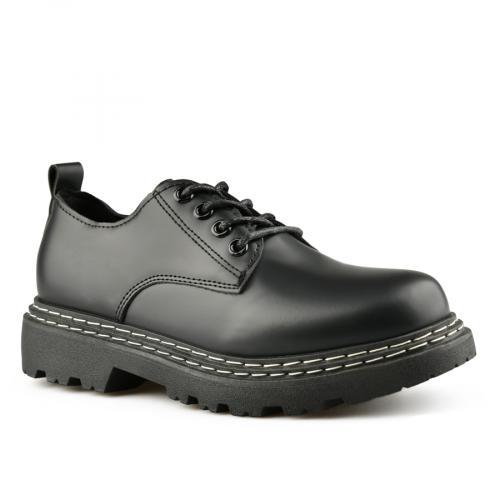 дамски ежедневни обувки черни 0141701