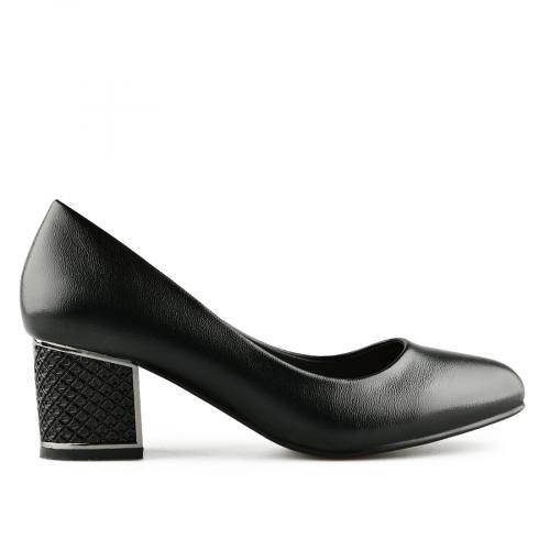 дамски елегантни обувки черни 0141027