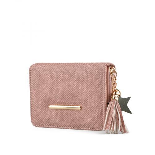 дамско портмоне розово 0139464
