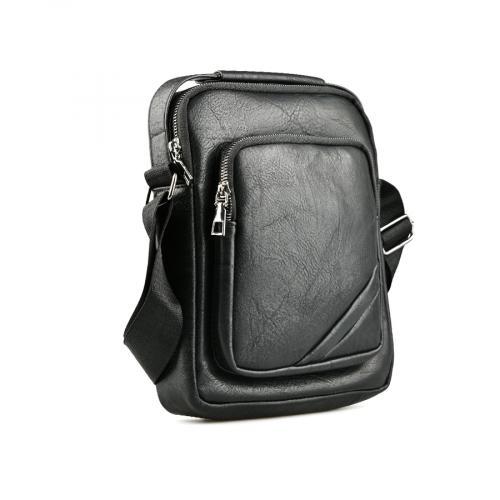 мъжка ежедневна чанта черна 0141598