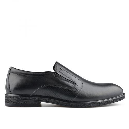 мъжки елегантни обувки черни 0139479