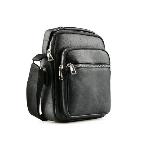 мъжка ежедневна чанта черна 0141586
