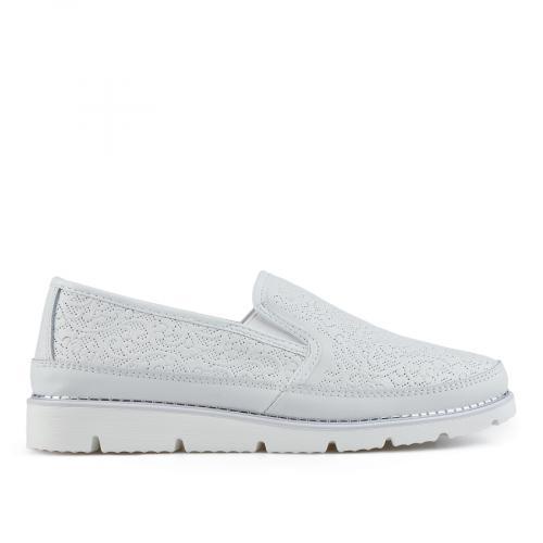 дамски ежедневни обувки бели 0137199