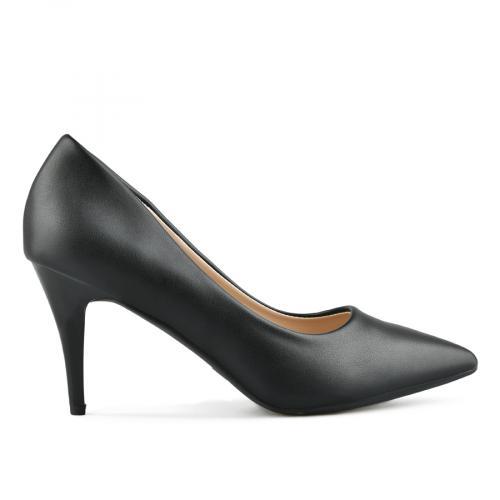 дамски елегантни обувки черни 0144373