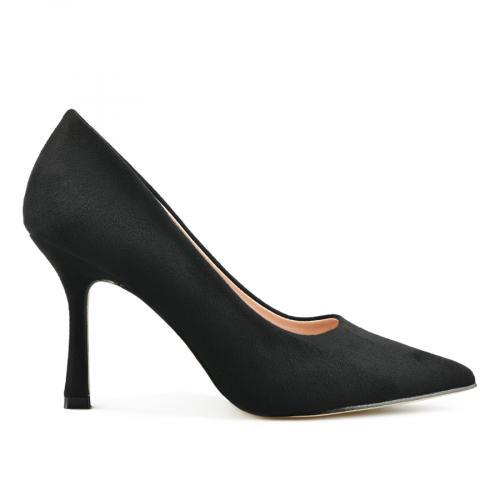 дамски елегантни обувки черни 0143248