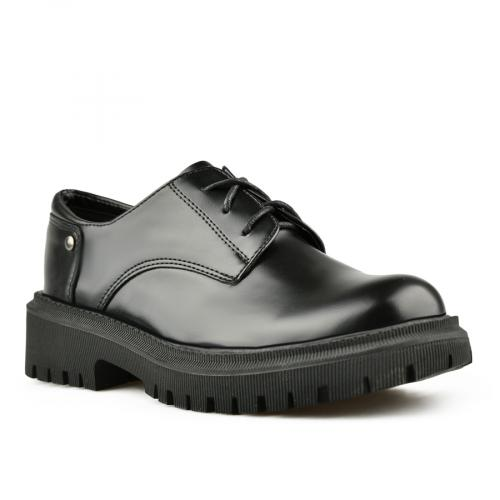 дамски ежедневни обувки черни 0144988