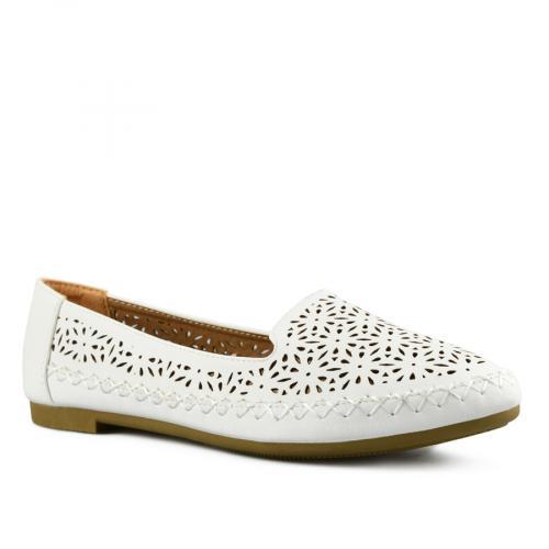 дамски ежедневни обувки бели 0143082