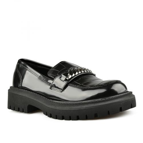 дамски ежедневни обувки черни 0144985