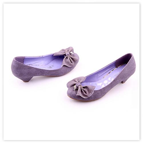дамски обувки лилави 0109570